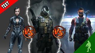 """X1 MORPH vs The SAPPER vs BOUNTY HUNTER"" Modern Combat 5 Multiplayer   MC5   DuesiBS"