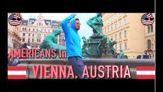 Americans In VIENNA, AUSTRIA