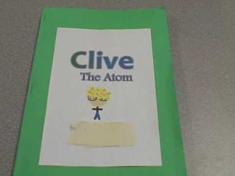 atoms and elements book example project videos youtube