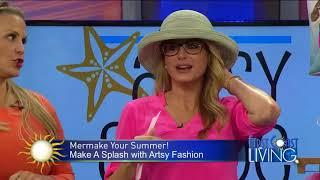 Make a Splash with Artsy Summer Fashion! + BIG Weekend Sale! 😃 Happening NOW!