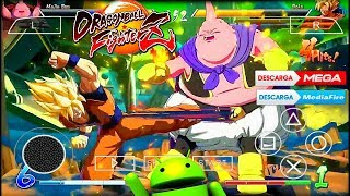 ✔YA SALIO PARA ANDROID DRAGON BALL FIGHTER Z | EMULADOR DE DRAGON BALL FIGHTER Z PARA ANDROID MOD