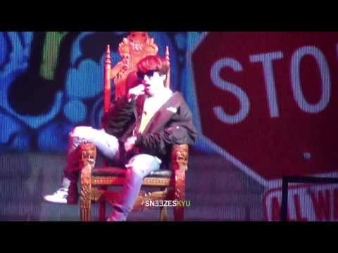 [Sneezes'] 170319 Kyuhyun GyuWhy - Bangkok Concert