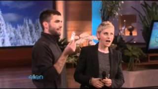 Ellen's Audience Shows Its Talent thumbnail