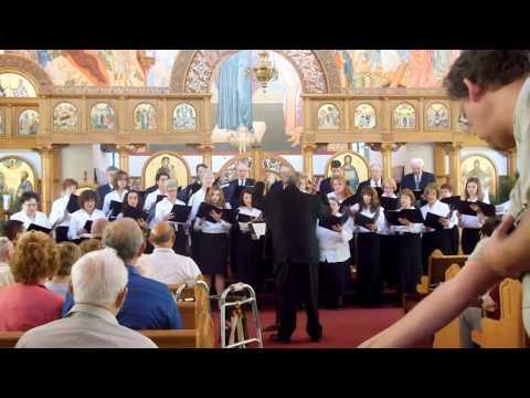 Eastern Orthodox Pascha Concert - 2012