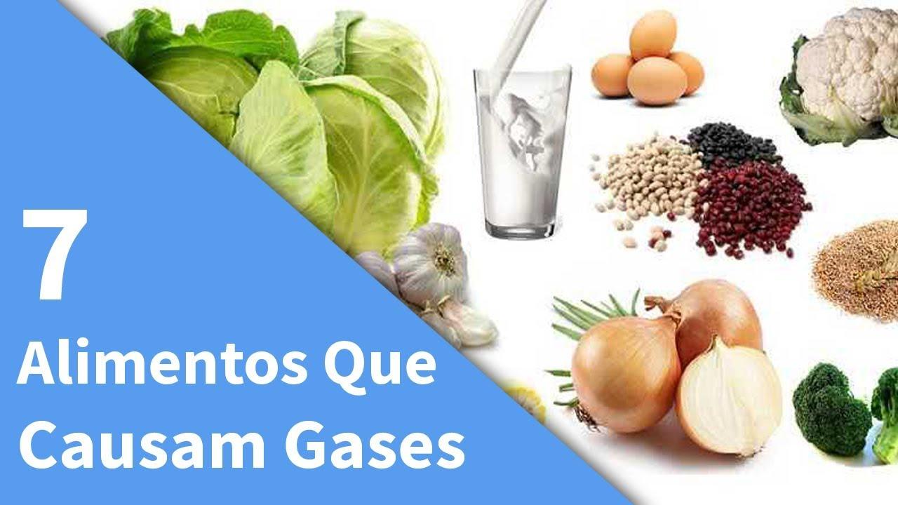 7 alimentos que causam gases alimentos que d o gases e incham a barriga youtube - Alimentos adelgazantes barriga ...