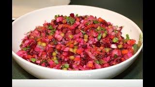Очень полезный салат Винегрет - Вкусно до изумления!