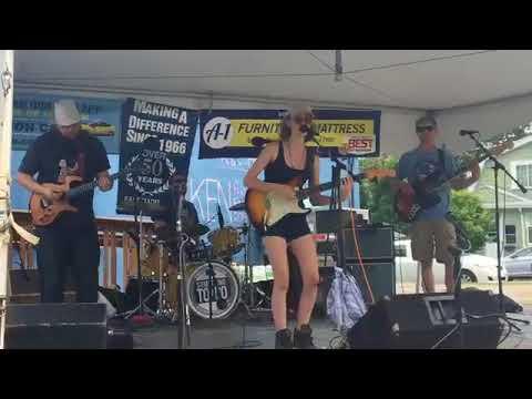 Raine Stern Band - Eken Park Music Festival - 8/18/18