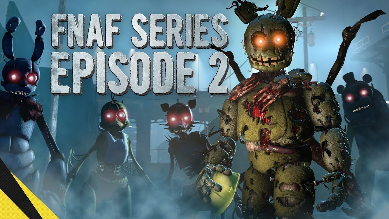 Download FIVE NIGHTS AT FREDDY'S SERIES (Episode 2) | FNAF Animation