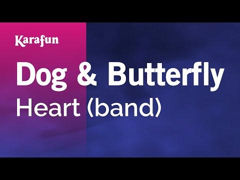 Karaoke Dog & Butterfly - Heart *