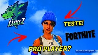 TEST FOR CLA LegiTz-Japa l FORTNITE