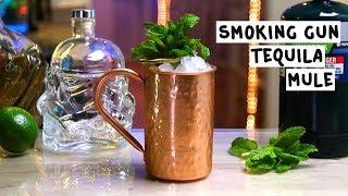 Smoking Gun Tequila Mule