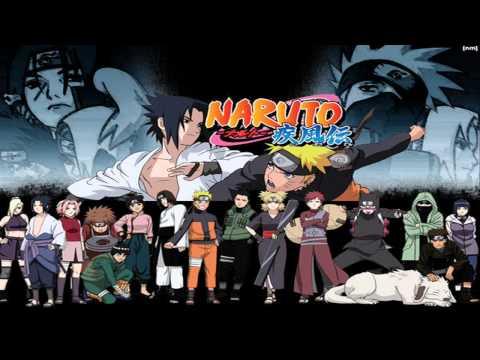 OST Naruto Shippuuden - Track 09 - Anger