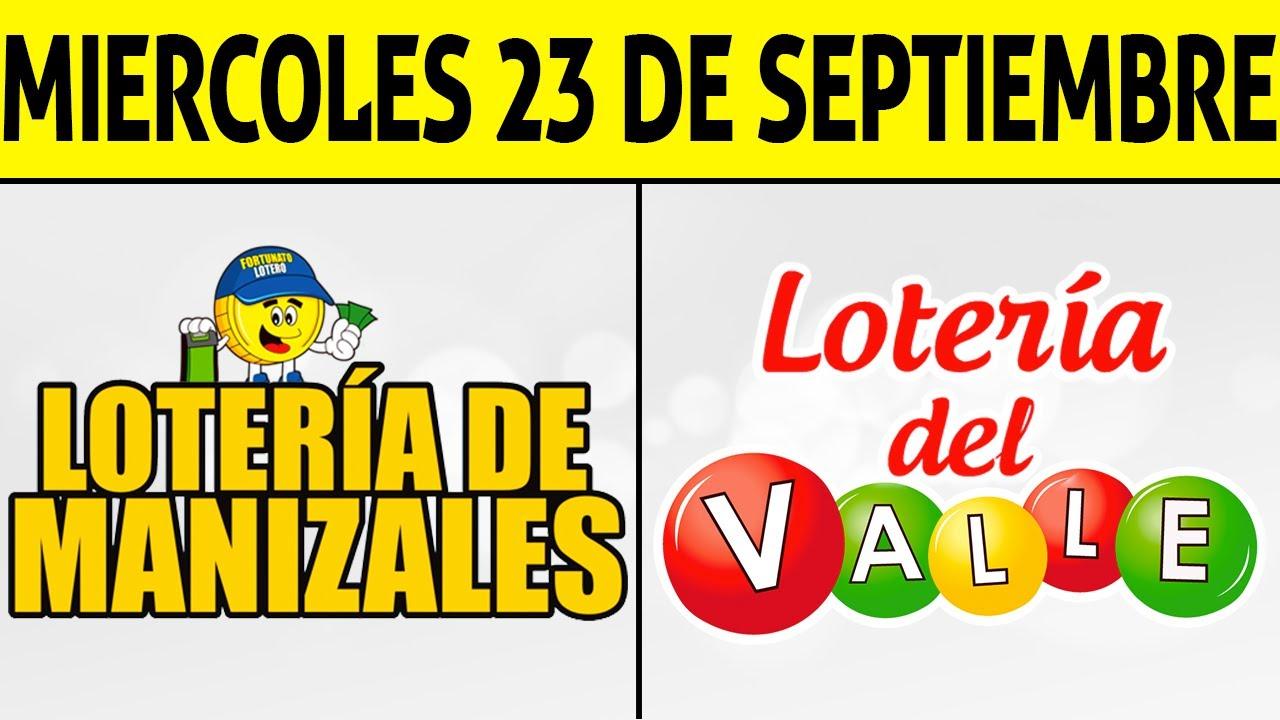 Resultados Lotería de MANIZALES y VALLE Miércoles 23 de Septiembre de 2020 | PREMIO MAYOR 😱💰🚨