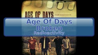 Age Of Days - Broken [Lyrics, HD, HQ]
