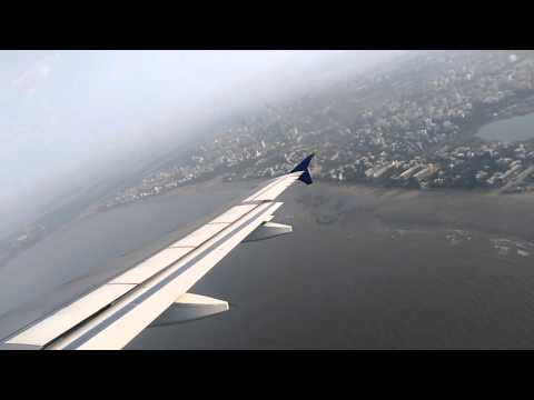 Go air takeoff from Mumbai chattrapati shivaji international airport ..