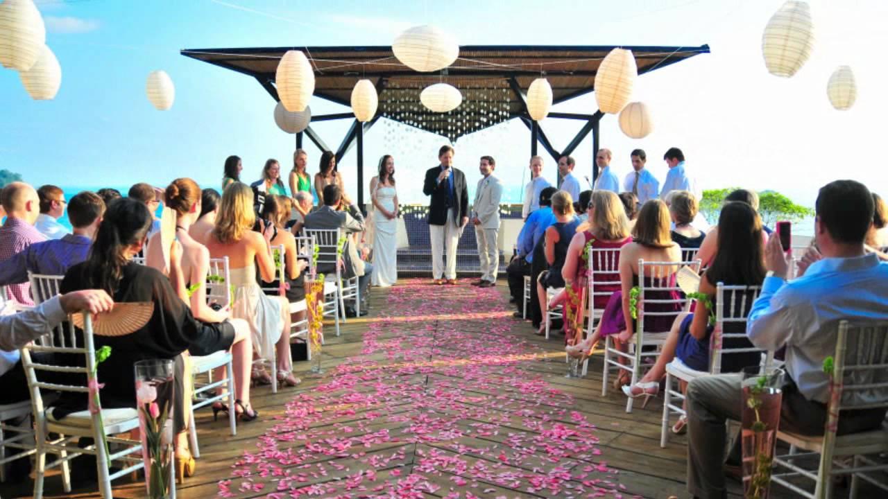 Costa Rica Luxury Wedding Punto De Vista Villa Manuel Antonio
