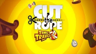 Cut the Rope: Time Travel - Trailer HD (Download game for Android & Iphone/ipad)