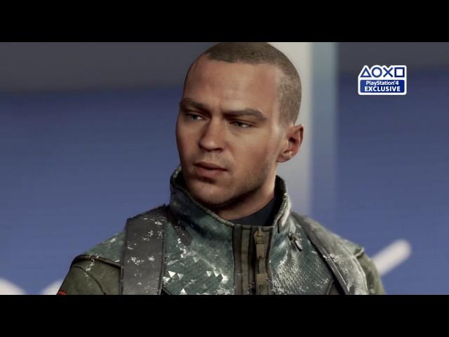 Detroit : Become Human - Trailer E3 2017