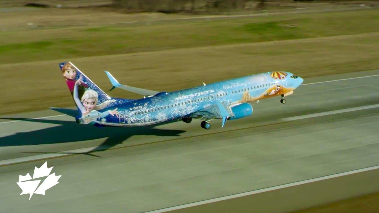 Frozen Flight
