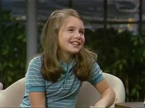 Samantha Smith on the Tonight Show with Johnny Carson - July 28, 1983