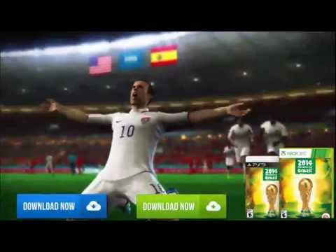 2014 FIFA World Cup Brazil  PS3Xbox360  FREE Download Full Game