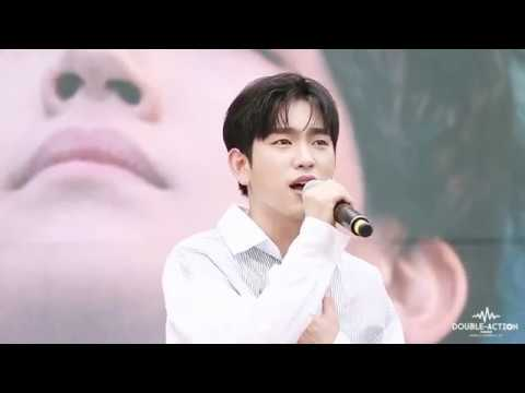 [FANCAM] 170815 내일, 오늘(Tomorrow, Today) Jinyoung ver.