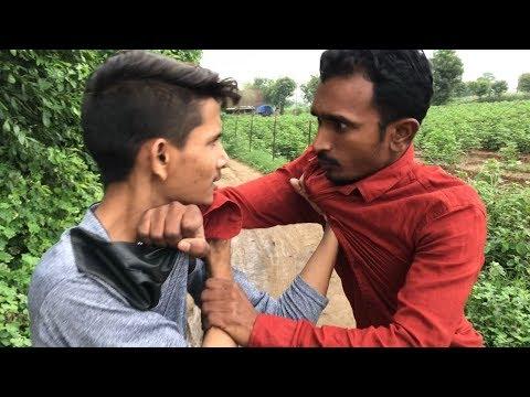 બાલાજી અને સુરજને થયો ઝગડો | Amazing Wild Boys - New Comedy Video 2018