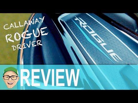 CALLAWAY ROGUE DRIVER