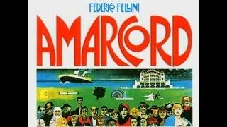 Обсуждение фильма «Амаркорд» Федерико Феллини | Ури Гершович и Зара Абдуллаева