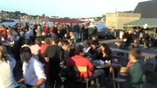 Música de Bretagne - 11. Port de Primel Le Diben. Plougasnou 17-7-2010