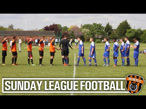 Sunday League Football - LEAGUE TITLE DECIDER