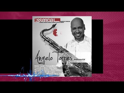 Pelo Sangue de Jesus - Audio (Angelo Torres) CD Essencial