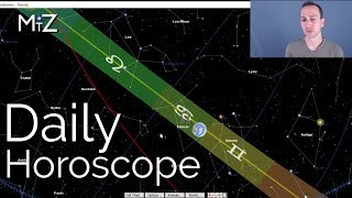 Daily Horoscope Wednesday October 3rd 2018 - True Sidereal Astrology