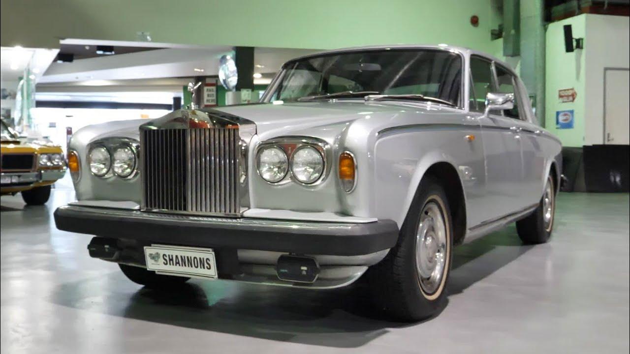 1978 Rolls-Royce Silver Shadow II Saloon - 2020 Shannons Winter Timed Online Auction