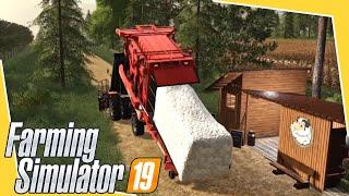 #89 - COTONE SCARSO GUADAGNO MA VA BENE - FARMING SIMULATOR 19 ITA RUSTIC ACRES