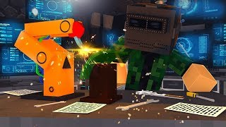 MINHA NOVA BASE TEM WIRELESS E AUTOMAÇÕES!!! - Minecraft Infinito #09 (Modpack 1.12)