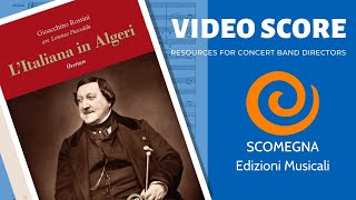 L'ITALIANA IN ALGERI, Sinfonia - Gioachino Rossini, arr. Lorenzo Pusceddu
