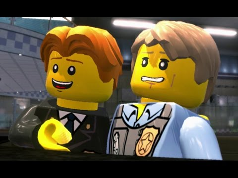 Lego City Undercover Walkthrough Part 1 Welcome To Lego City Youtube
