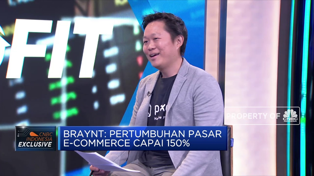Paxel CEO Bryant Christanto 1-on-1 Interview at CNBC - Profit