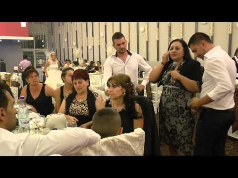 Violeta Lumina Vestului & Cristi Lia - Asa mama cum am eu - Live 2014 - Nunta Andreea & Robert