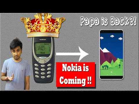 King Is Coming Back? | Feat. Nokia Android Phones