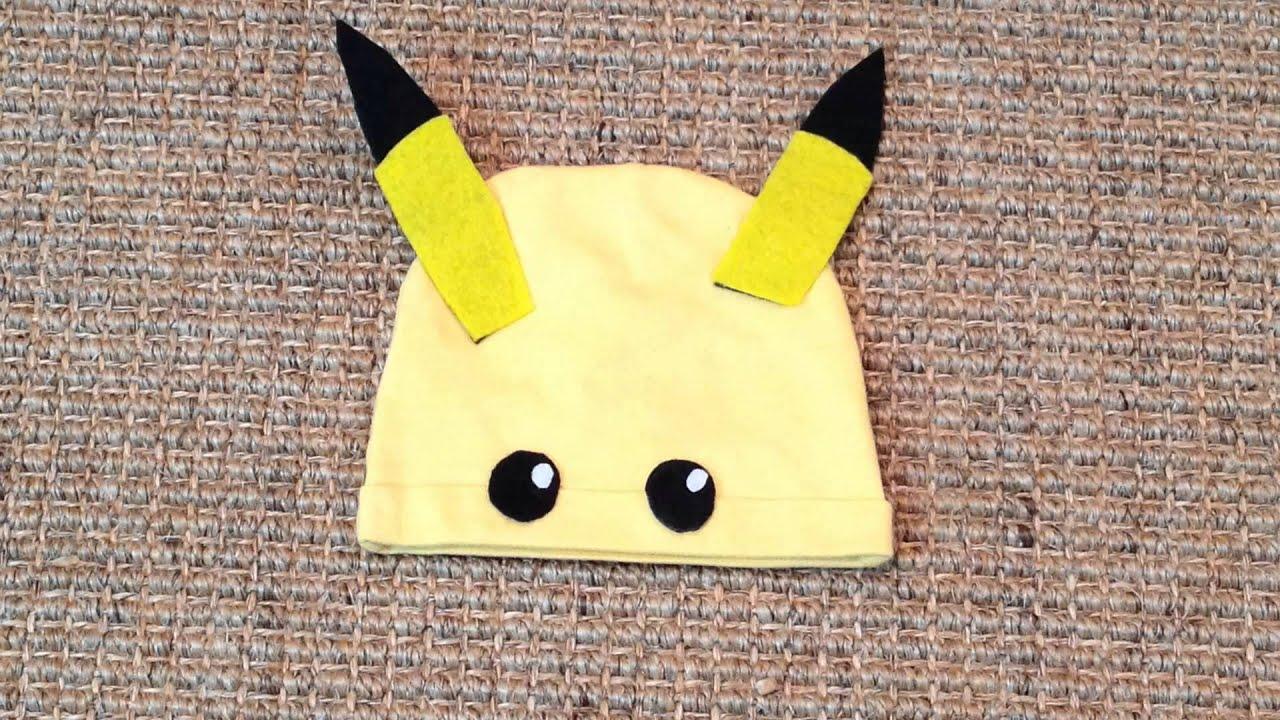& Pokemon Baby Halloween Costume DIY - YouTube