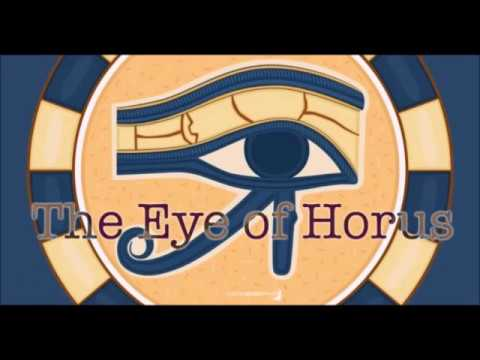 Whats That Symbol Eye Of Horus Eye Of Ra Wadjet Youtube