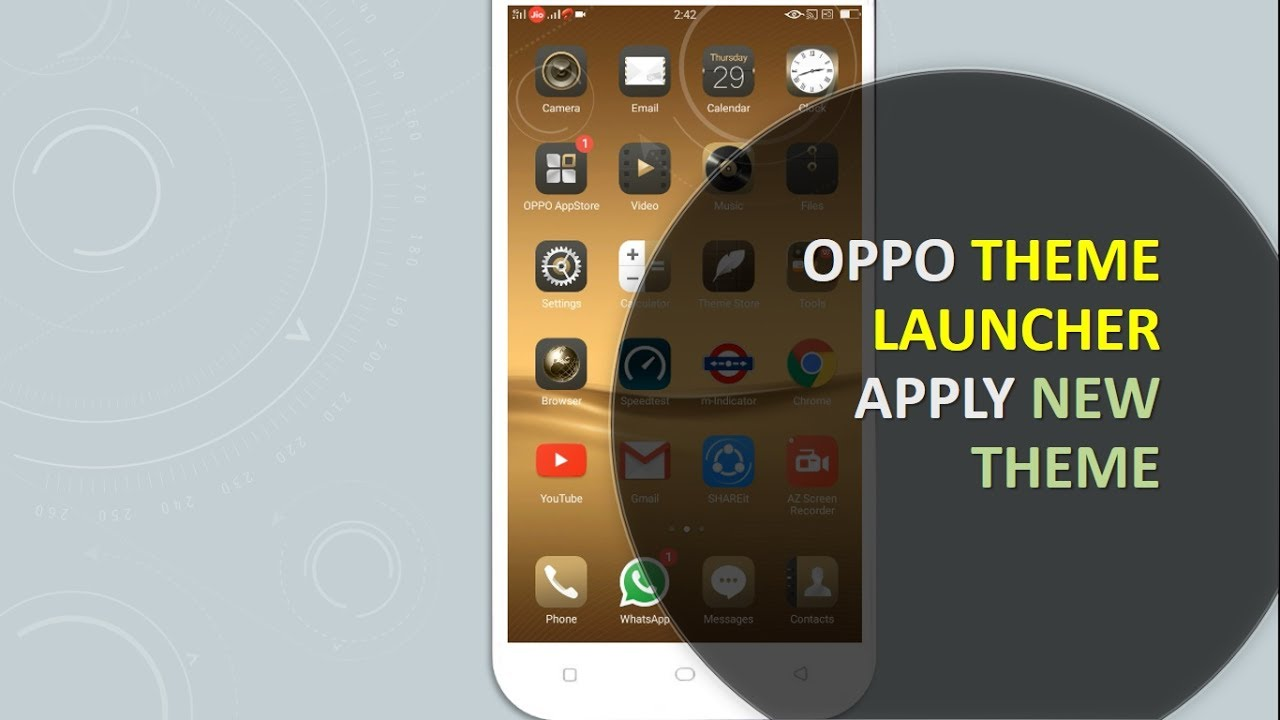 How to Change Theme in OPPO
