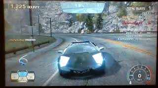 Need for Speed: Hot Pursuit - Online Exotic Pursuits: Charged Attack