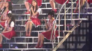 [Fancam] 091219 SNSD - Honey & Merry go round @The 1st ASIA TOUR CONCERT in Seoul