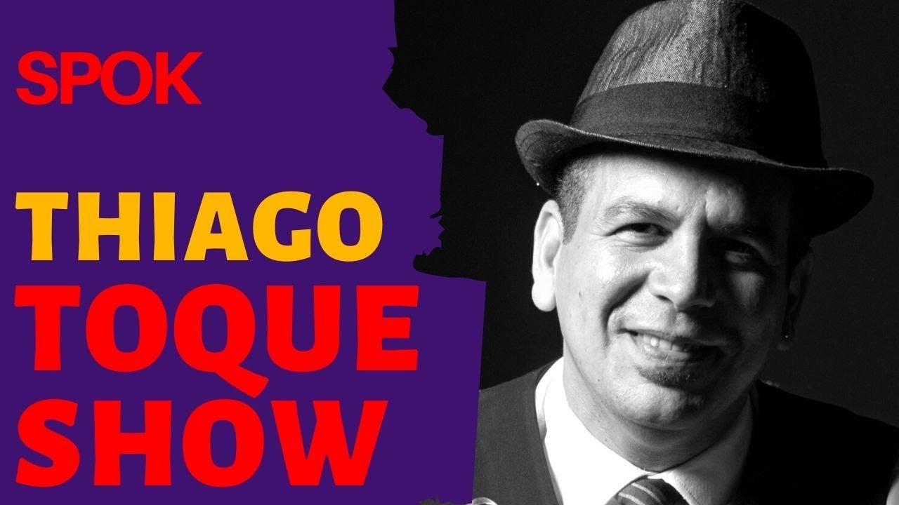 Thiago Toque Show convida Spock