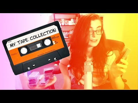 My Vaporwave Cassette Tape Collection - YouTube