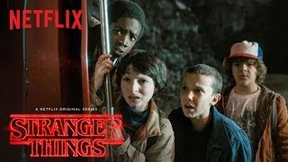 Stranger Things | Official Final Trailer | Netflix
