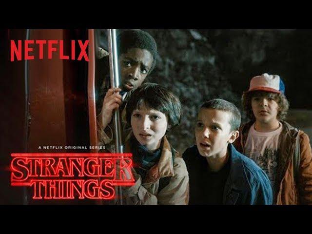 Stranger Things trailer stream